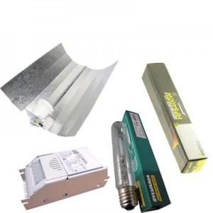 Kit HPS HORTIBOX 600W 1er PRIX - Ballast Magnétique HPS/MH
