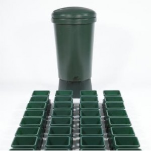 AutoPot Easy2Grow Kit 30 - 60 Pots 8,5 L + Reservoir pliable 225 L