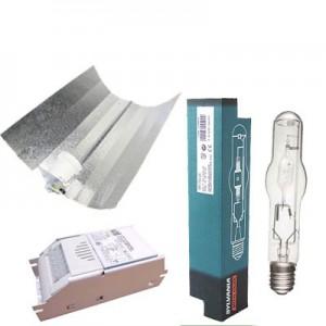 Kit Lampe MH 250W SYLVANIA - Ballast Magnétique ETI HPS/MH