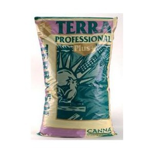 Cde Web Terreau Canna Deluxe Terra Professional Plus 50 L