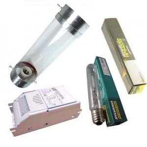 Kit Lumière HPS 250W - Réflecteur Cooltube 125 mm