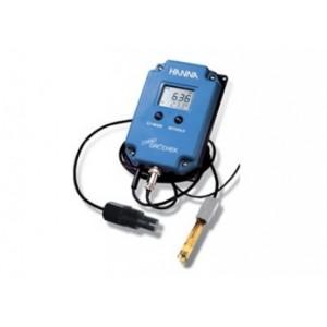 Testeur EC+ PH +T° - HANNA HI991405 - Combo / Electrode Séparé