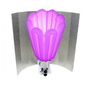 Kit Eco CFL 200 W - Purple - 25 000 K