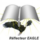 Reflecteur !NEW! -EAGLE- Medium Miroité