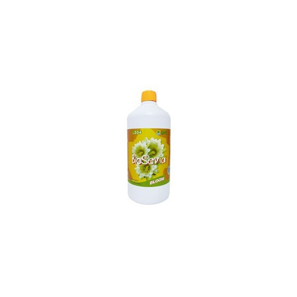 GHE Bio Sevia Bloom 500ml - CityPlantes - Growshop en ligne