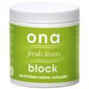 ONA BLOCK - FRAICHEUR PRINTANIÈRE - 175G - Neutraliseur d'odeur