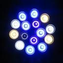 LED - BIONICLED - BionicSpot 45 W - E27 - LED 15-3W - Grow Spectrum
