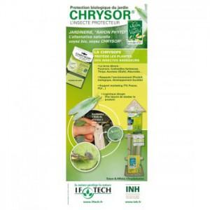 Chrysor - 8 bandelettes - 1m²