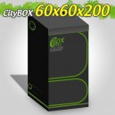 CITYBOX TWIN 60X60X200