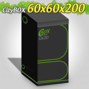 CITYBOX TWIN 60X60X200