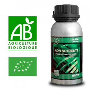 ADN Nutrients Croissance 250 ML - AGB Agriculture Bio