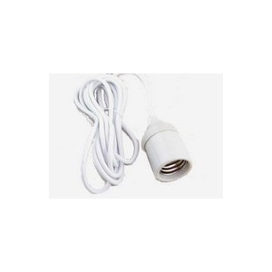 Douille de suspension pour Envirolite - cable 4 m