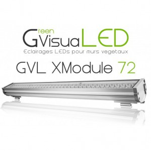 GreenVisuaLED Xmodule 72
