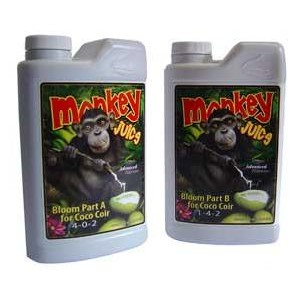 Advanced Nutrient Monkey Juice Coco Bloom A+B 1 L épuisé