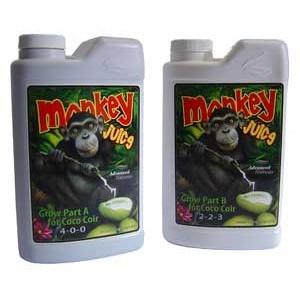 Advanced Nutrient Monkey Juice Coco Grow A+ B 1 L épuisé