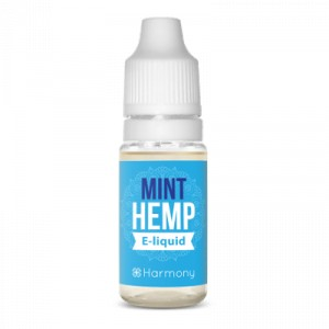 Harmony - e-Liquide - Mint - CBD 100 mg - 10 ml