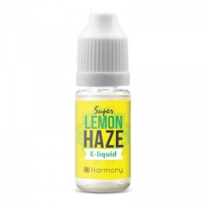 Harmony - e-Liquide - Super Lemon Haze - Terpenes + CBD 100 mg - 10 ml