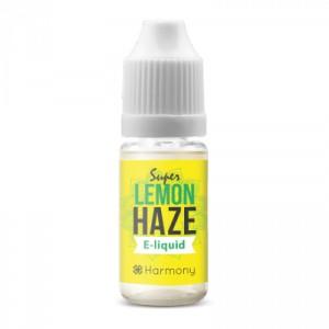 Harmony - e-Liquide - Super Lemon Haze - Terpenes + CBD 600 mg - 10 ml