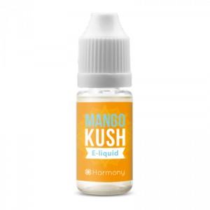 Harmony - e-Liquide - Mango Kush - Terpenes + CBD 100 mg - 10 ml