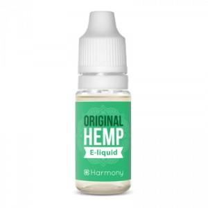 Harmony - e-Liquide - Hemp - Terpenes + CBD 600 mg - 10 ml
