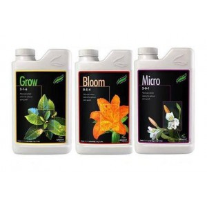Advanced Nutrients Tri Pack (Grow/Bloom/Micro) 1 L épuisé