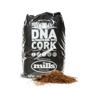 DNA / Mills - Ultimate Soil with Cork - 50 L