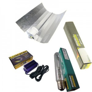 Kit HPS/MH 250W - Ballast Lumatek  Electronique