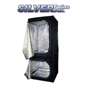 Chambre de culture Silver Box Twin 100