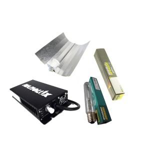 Kit HPS 400W LUMATEK - Ballast Electronique HPS/MH