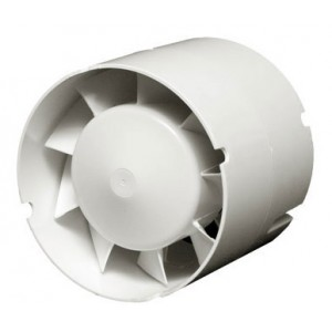Extracteur Axial de Gaine DOSPEL diam. 100 mm Débit 105 m3/h