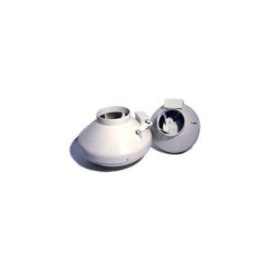 Extract. Centrif. SYSTEMAIR  RVK 250E2-L1 diam. 250 mm Débit 1050 m3/h