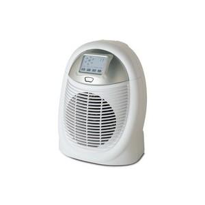 Ventilateur Chauffage Soufflant ALPATEC Ecran LCD 2400 W