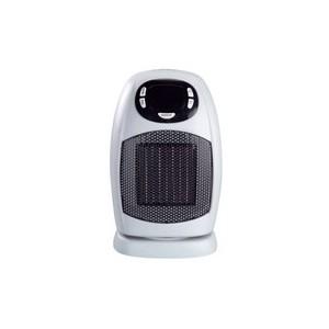 Ventilateur Chauffage Soufflant Céramique ALPATEC Ecran LCD 1500 Watt