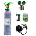 Kit CO2 Complet pour bouteille Rechargeable (Sans Bouteille Rechargeable)