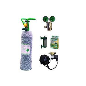 Kit CO2 Complet pour bouteille Rechargeable (Sans Bouteille Rechargeable)
