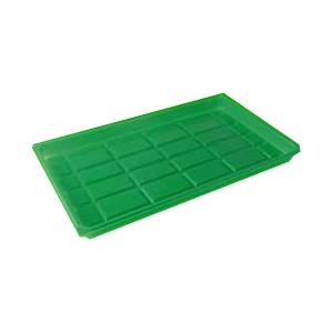 Soucoupe rectangulaire en plastique - 50x30cm -Max. 6 pots carrés 13x13cm