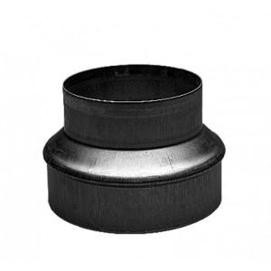 Réduction conique  diam. 125 mm - 100 mm