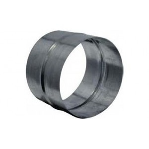 Raccord Male pour gaines - 125 mm
