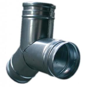 Raccord Y Egale  diam. 160 mm