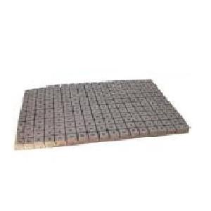Root Riot II - EasyRoots 3x3x4,5  Plateau de 12x18 - 216 blocs