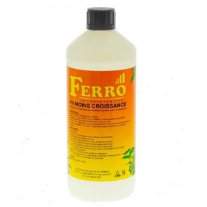Ferro PH Down Croissance 1 L