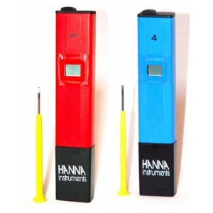 Testeur EC + Testeur pH  Pocket 1er prix