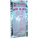 Solution étalonnage pH à 4,01 Hanna 20 ml
